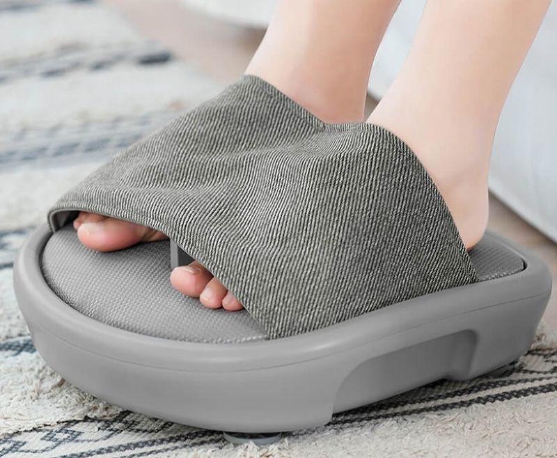 Массажер для ног Xiaomi LeFan Foot Massage (серый) 2